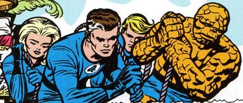 Fantastic Four (Earth-Unknown)