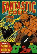 Fantastic Four (UK) Vol 1 21