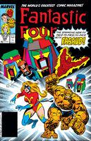 Fantastic Four Vol 1 309