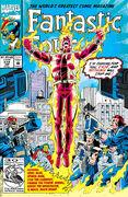 Fantastic Four Vol 1 372