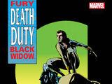 Fury / Black Widow: Death Duty Vol 1 1