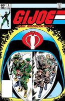 G.I. Joe A Real American Hero Vol 1 6