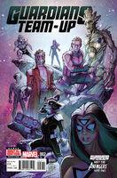 Guardians Team-Up Vol 1 2