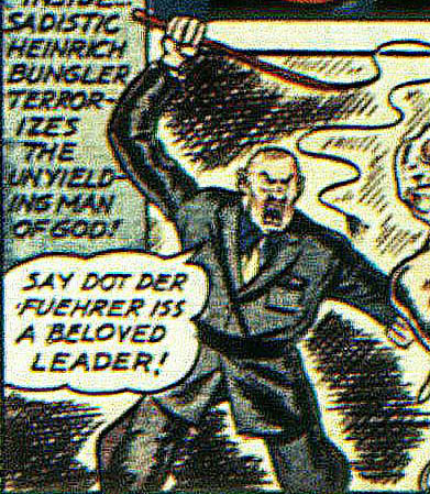Heinrich Bungler (Earth-616)