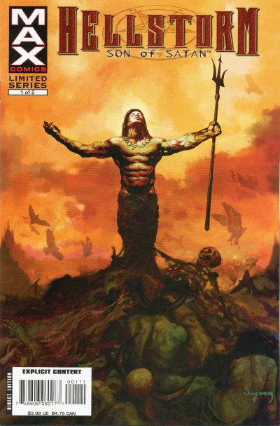 Hellstorm: Son of Satan Vol 1 1