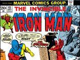 Iron Man Vol 1 63