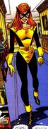 Jean Grey (Earth-616) third alternate training costume from X-Men the Hidden Years Vol 1 8
