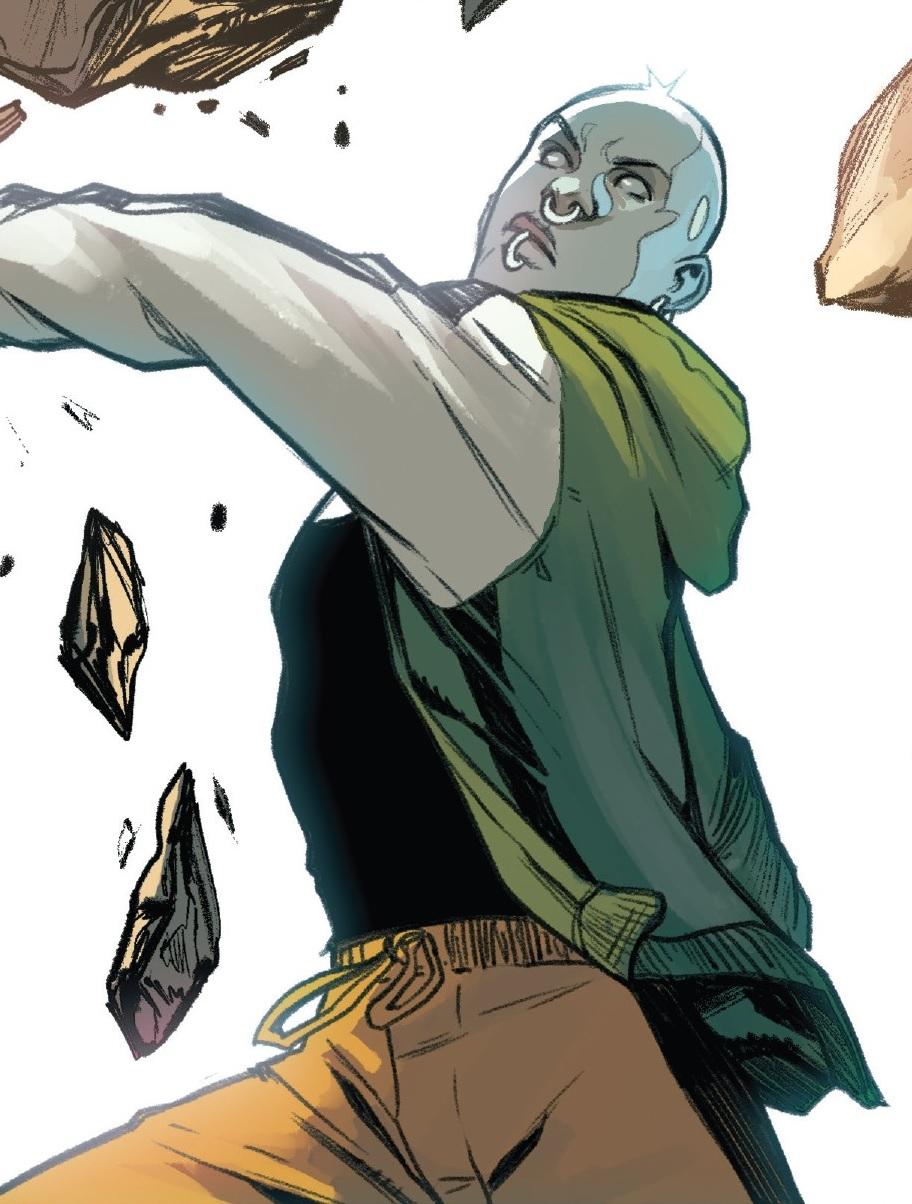 Johnny Watts (Earth-616)