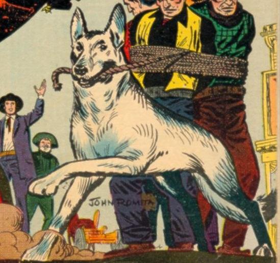 Lightning (Dog) (Earth-616)