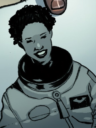 Mae Jemison (Earth-616)
