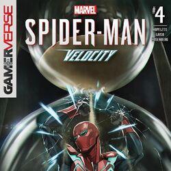 Marvel's Spider-Man: Velocity Vol 1 4