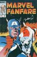Marvel Fanfare Vol 1 18