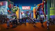 Marvel Indoor Theme Park Dubai 001