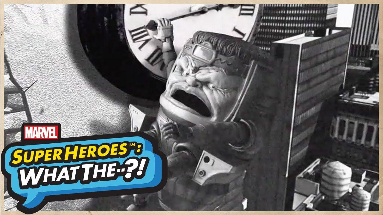 Marvel Super Heroes: What The--?! Season 1 5
