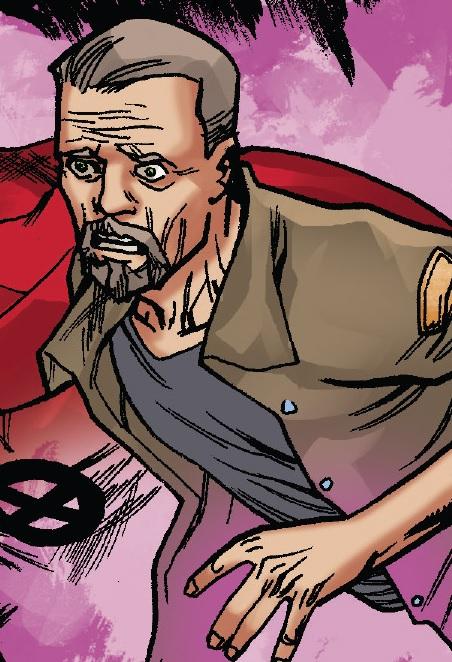 Mr. Bushell (Earth-616)