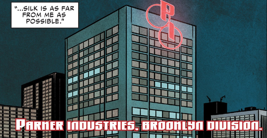 Parker Industries Building (Brooklyn)