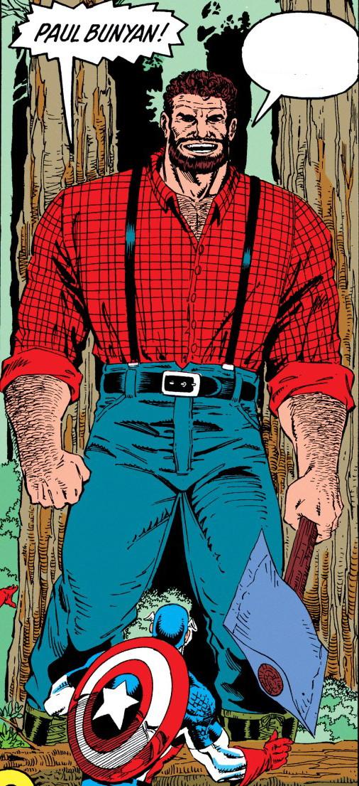 Paul Bunyan (Earth-616)