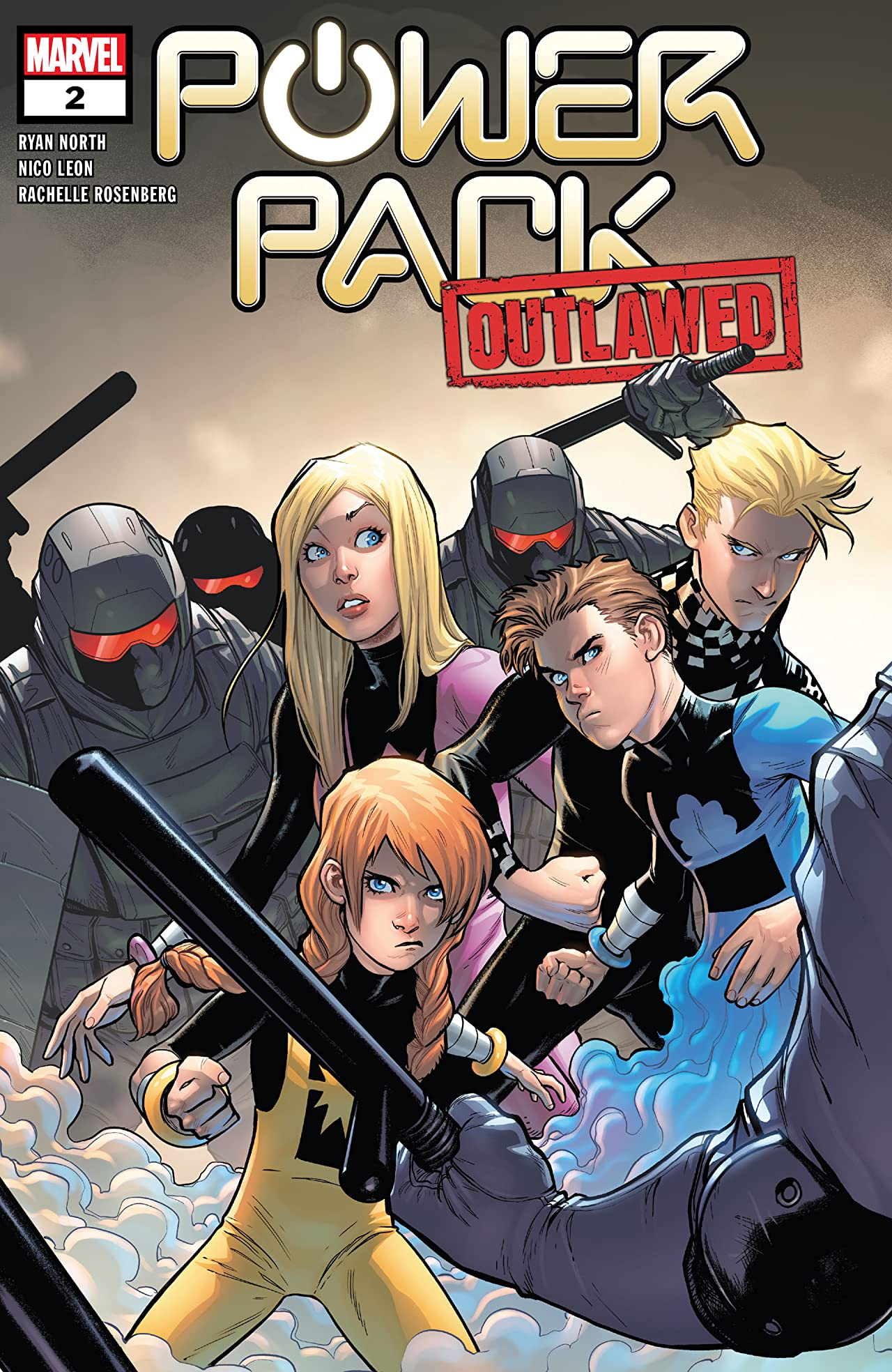 Power Pack Vol 4 2