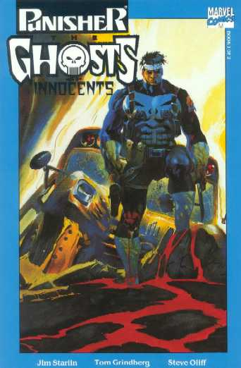 Punisher: Ghosts of Innocents Vol 1