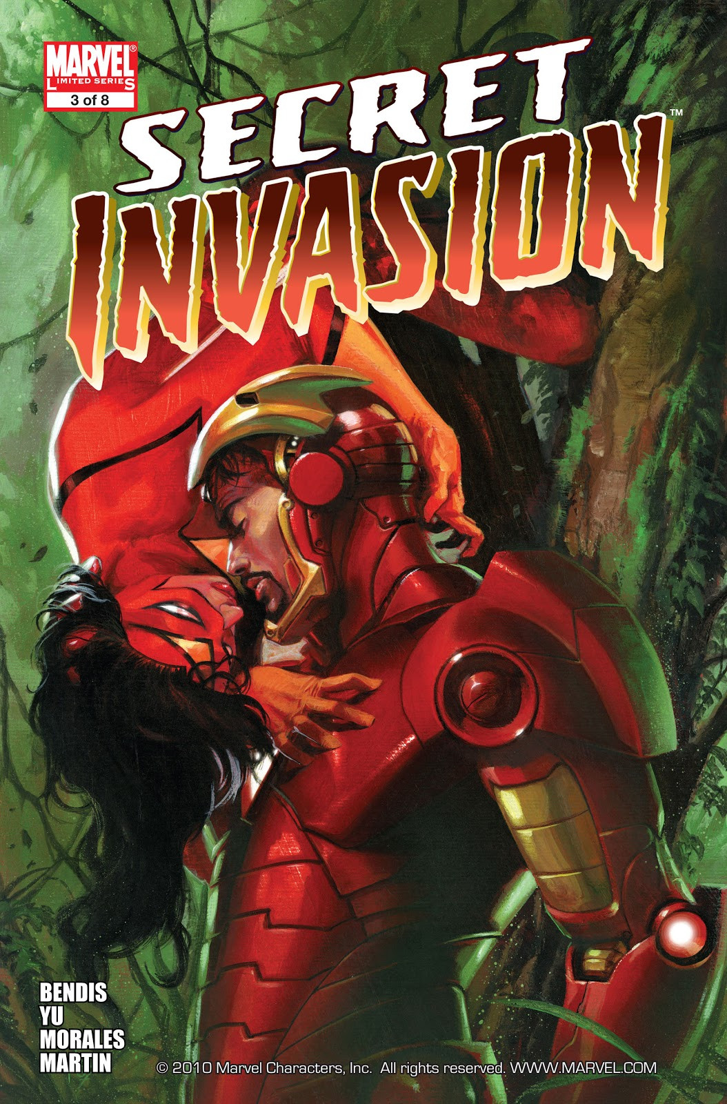Secret Invasion Vol 1 3
