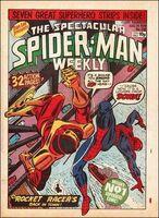 Spectacular Spider-Man Weekly Vol 1 338