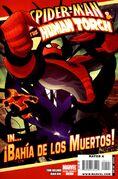 Spider-Man and Human Torch in Bahia De Los Muertos Vol 1 1