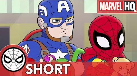 Marvel Super Hero Adventures (animated series) Season 1 6