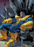 Thanos (Earth-616) from Infinity Countdown Champions Vol 1 1 001