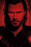 Thor (film) poster 0006 textless