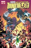 Thunderbolts Vol 1 100