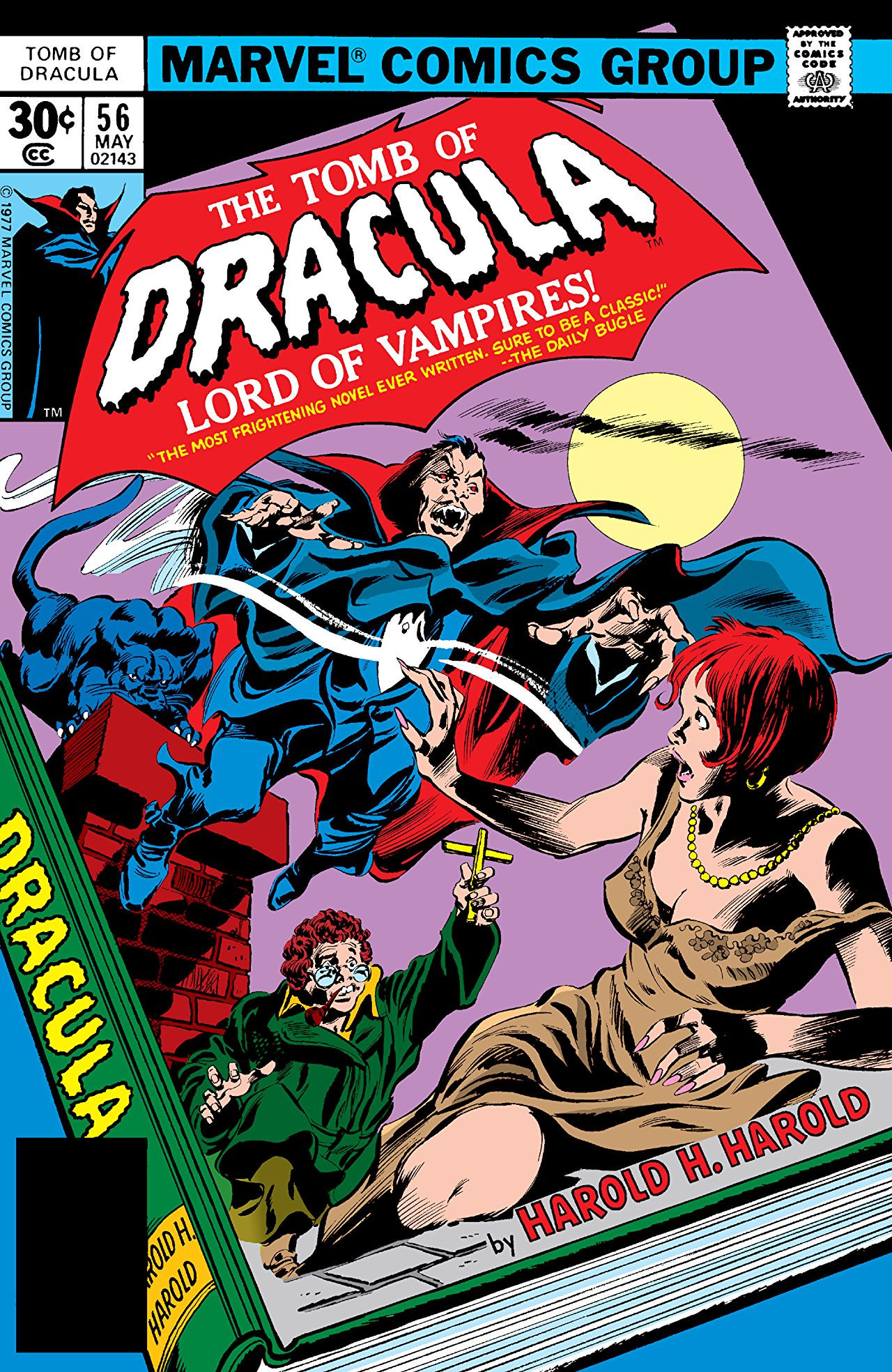 Tomb of Dracula Vol 1 56