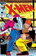 Uncanny X-Men Vol 1 183