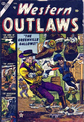Western Outlaws Vol 1 1