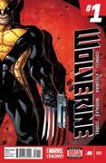 Wolverine Vol 6 1