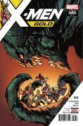 X-Men Gold Vol 2 12