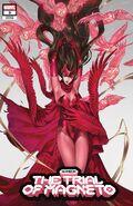 X-Men The Trial of Magneto Vol 1 3 Vega Variant