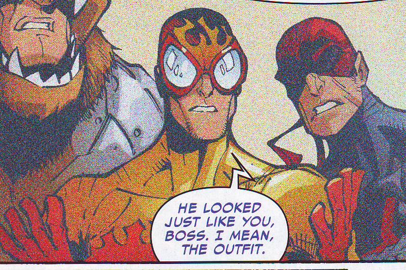 Blaze (Hobgoblin) (Earth-616)