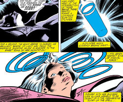 Clea (Earth-616) with Rings of Raggadorr from Doctor Strange Vol 2 47 001.jpg