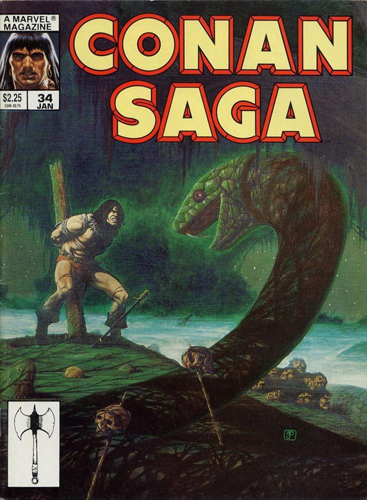 Conan Saga Vol 1 34