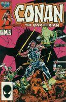 Conan the Barbarian Vol 1 191
