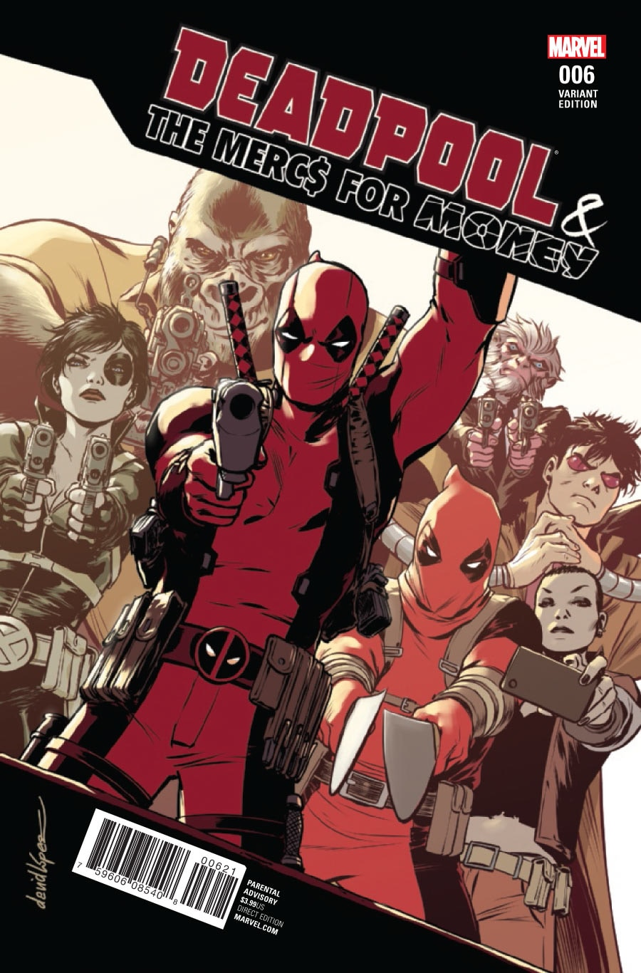 Deadpool Unleashed Vol 1 8