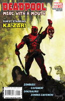 Deadpool Merc with a Mouth Vol 1 1