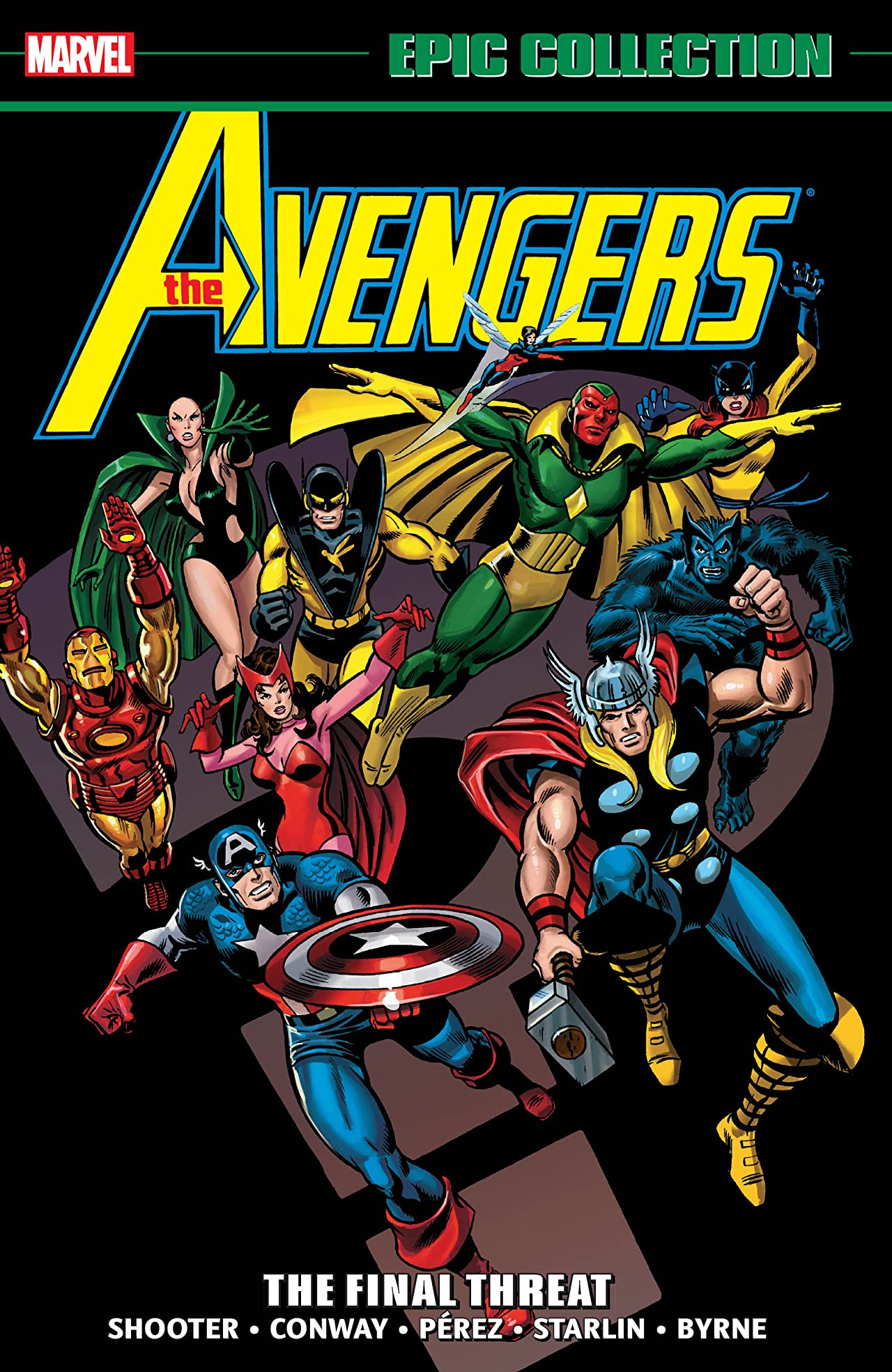 Epic Collection: Avengers Vol 1 9