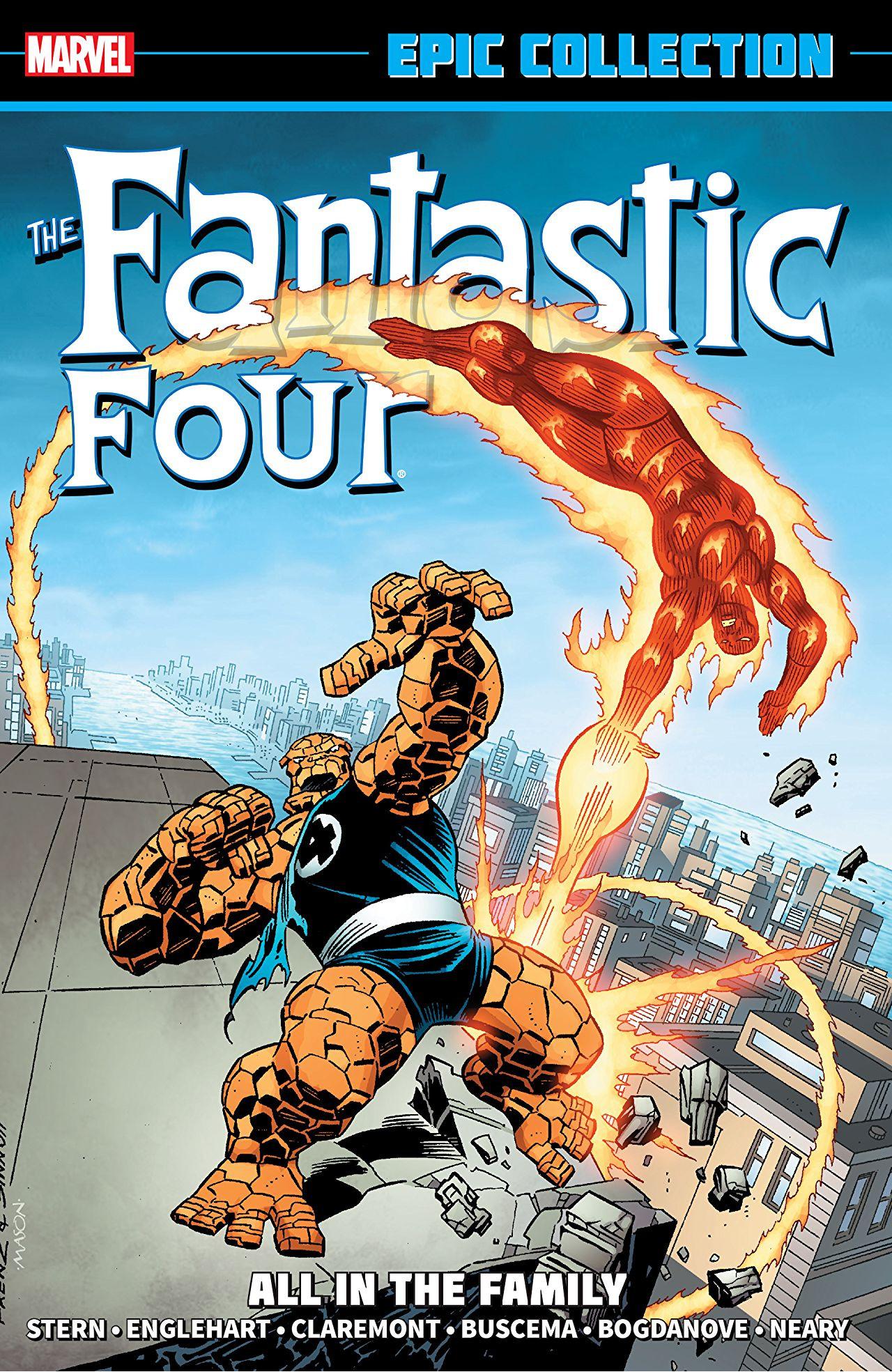Epic Collection: Fantastic Four Vol 1 17