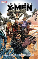First X-Men TPB Vol 1 1