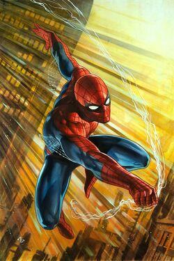 Friendly Neighborhood Spider-Man Vol 2 8 Granov Variant Textless.jpg