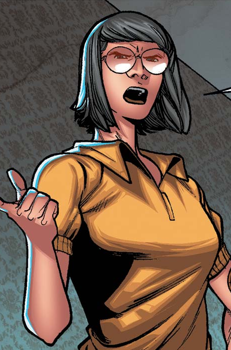 Gabriela Pertuz (Earth-616)