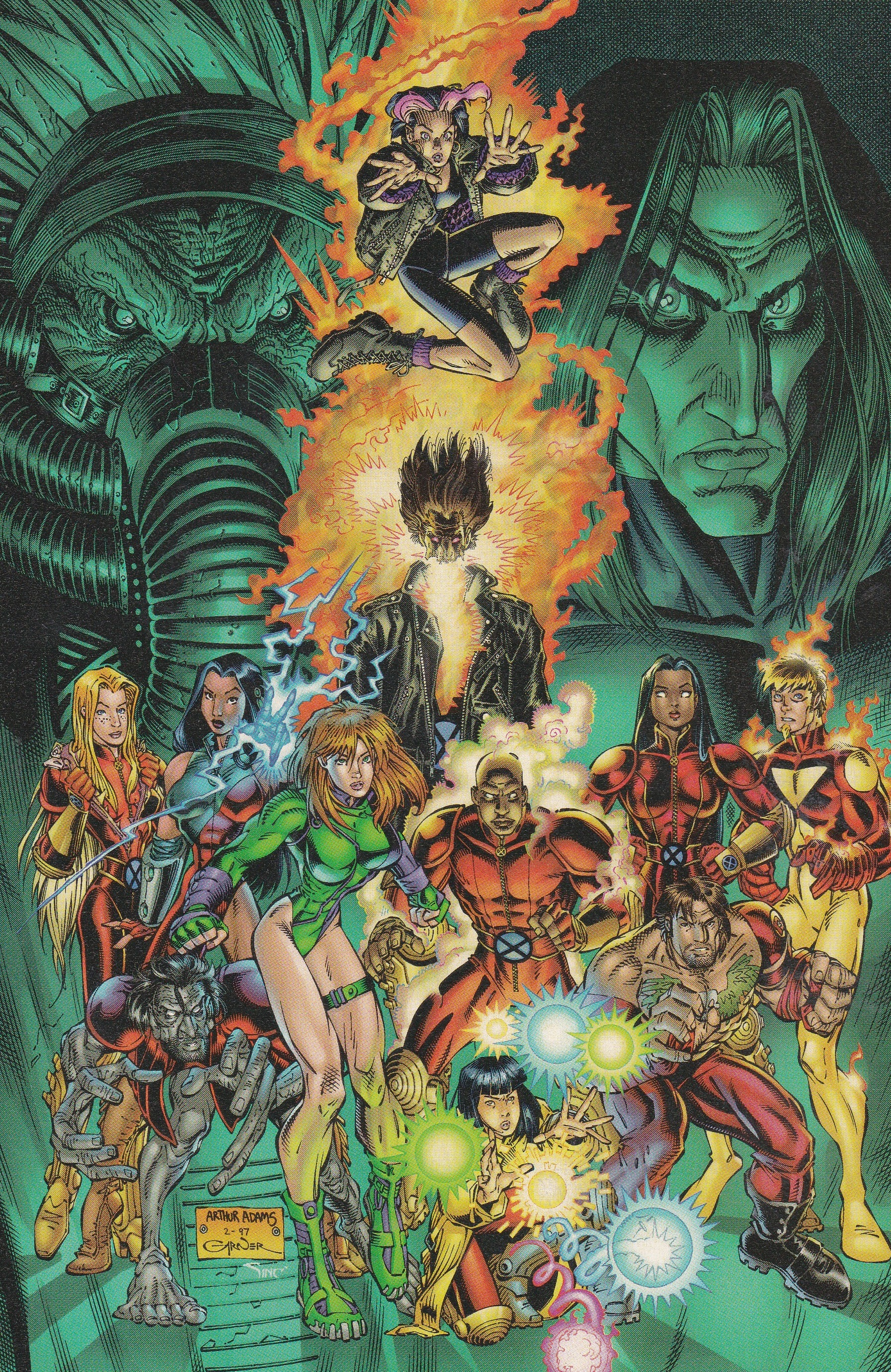 Gen¹³/Generation X Vol 1 1