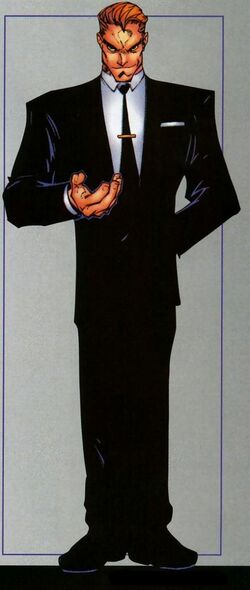 Graydon Creed (Earth-616) from Official Handbook of the Marvel Universe Book of the Dead 2004 Vol 1 1 0001.jpg