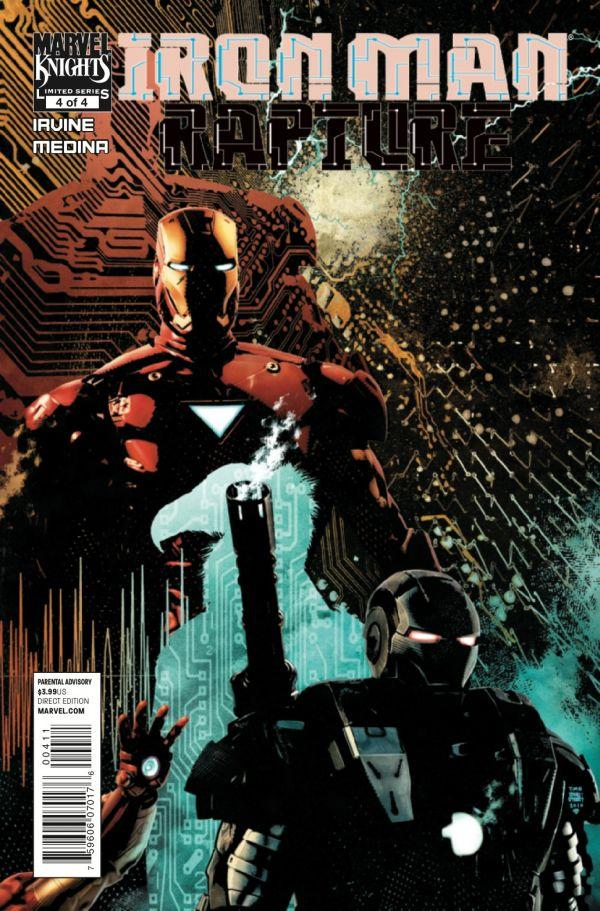 Iron Man: The Rapture Vol 1 4